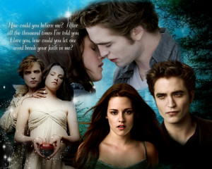 Cullen family and Jake Twilight quotes