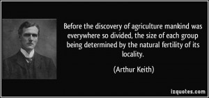 More Arthur Keith Quotes