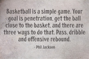 Phil Jackson Quotes | Best Basketball Quotes