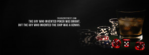 Poker Chips Are Genius Picture