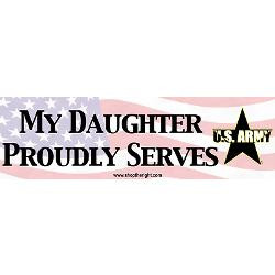 army_daughter_proudly_serves_bumpersticker.jpg?color=Clear&height=250 ...