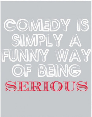 Comedy Quotes