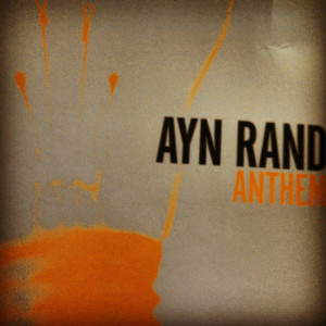 Book Review: Anthem by Ayn Rand