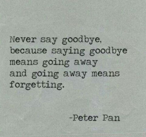 hate goodbyes.
