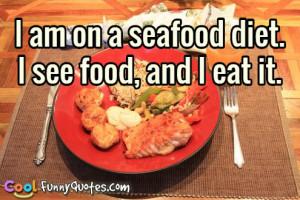 Seafood Sayings