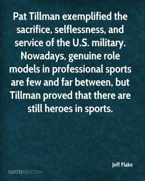 selfless sacrifice quotes
