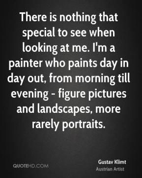 Gustav Klimt Quotes