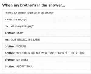 funniest quotes about brother, funny quotes about brother