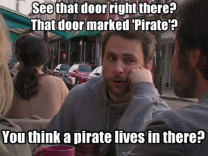 10 Charlie Kelly Quotes That Sound Like the Ramblings of a Mad Man