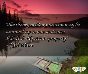 quote communism