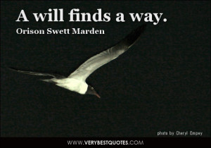 will find a way