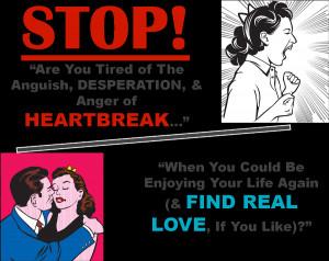 Heal Heartbreak Now! Ebook Program