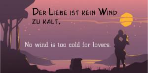 Popular German Love Poems