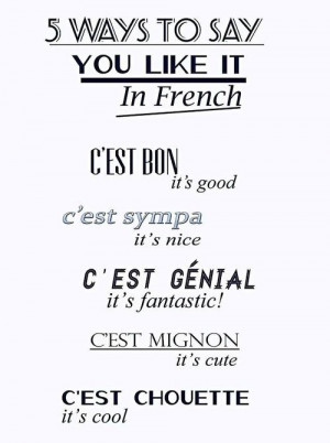 Cute Love Quotes In French. QuotesGram