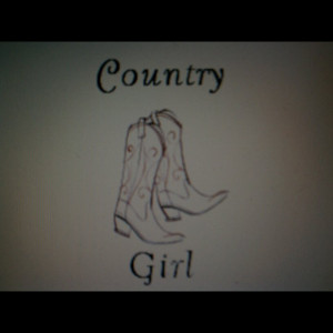 Country Quotes Tattoos For Girls Country girl createmytattoocom