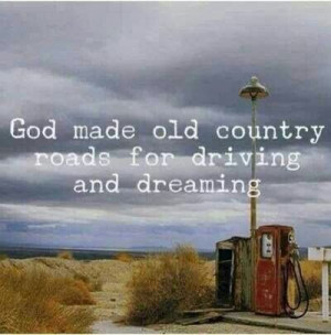 Old country roads