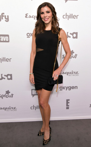 Heather Dubrow NBC Upfront