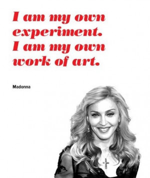 ... quotes #inspirationalquotes #madonna quotes by Maria Tinka
