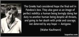 More Walter Kaufmann Quotes