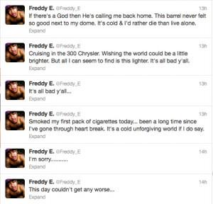 Rapper Freddy E Commits Suicide