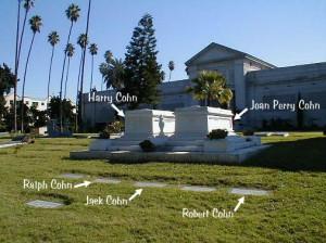 Harry Cohn Funeral