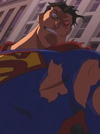 Superman vs. The Elite: