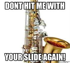 Jazz Band Nerd Stuff... You'll understand if you've ever played ...