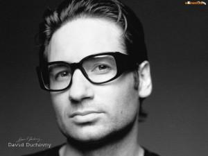 David Duchovny,okulary