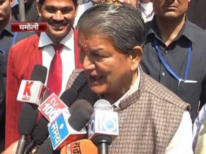 chardham yatra not affected by earthquake rawat mr harish rawat the