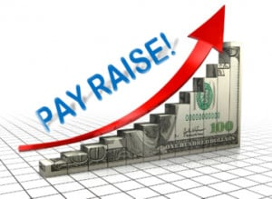 What to do with a pay raise