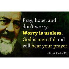 Faith Quotes By Saints ~ A quote from Saint Teresa | Faith | Pinterest