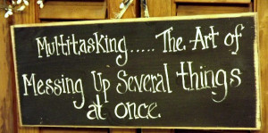 multi tasking quote chalkboard from etsy