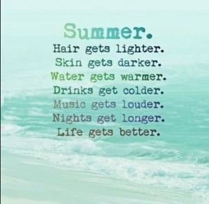 miss summer ! Quotes