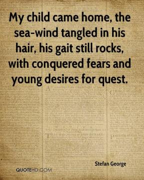 Wind In His Hair Quotes