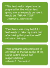 Nurse Aide Practice Exam200