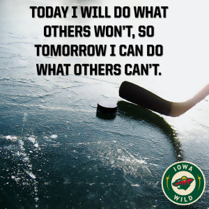 Back > Gallery For > Ice Hockey Quotes for Inspiration
