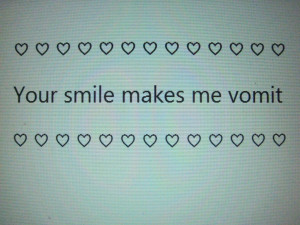 Cute Boy Love Quotes Cute, smile, love, quote,