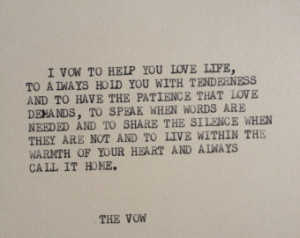 the vow quotes quotes from of the vow moments quotes