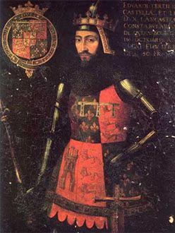 John Plantagenet of Gaunt, 1st Duke of Lancaster, Duke of Aquitaine ...