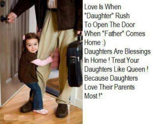 father daughter love quotes
