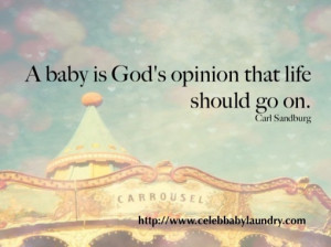 Best Pregnancy Quotes Celeb Baby Laundry