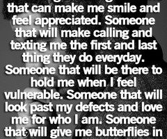 Im Single Quotes I'm single, not desperate.