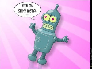 Futurama Bender Wallpaper 1152x864 Futurama, Bender, Quotes