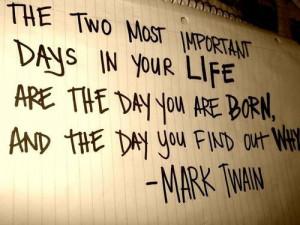 Mark Twain Life Quotes