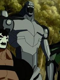 justice league doom bane