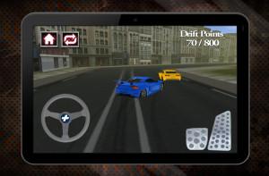 Modern Sport Cars Drift Race