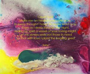Healing Power Of Prayer Quotes The healing prayer