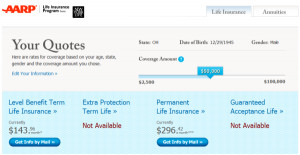 buy life insurance policy