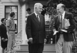 George Fox remembers Sen. Mark Hatfield, former professor and trustee