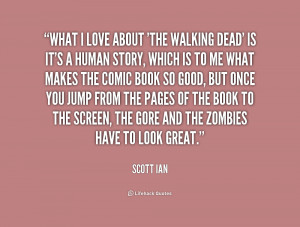 Walking Dead Love Quotes